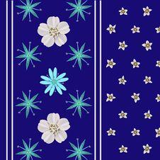 Free Bright Floral Ornament Stock Photo - 29837110
