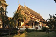 Free Chiang Mai Thailand Temple Stock Image - 29838421