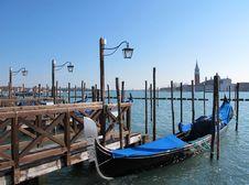 Free Gondola In Venice, Italy Royalty Free Stock Image - 29840816