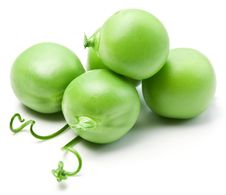 Free Peas. Royalty Free Stock Images - 29856279