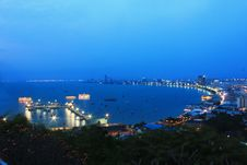 Free Pattaya City. Royalty Free Stock Photos - 29862318