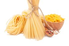 Free Different Types Of Pasta & Dishes Royalty Free Stock Photo - 29864655