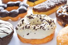 Free Donuts Royalty Free Stock Photography - 29868587