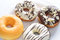 Free Donuts Royalty Free Stock Photography - 29868647