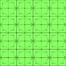 Free Pattern On A Green Background Royalty Free Stock Photo - 29871635