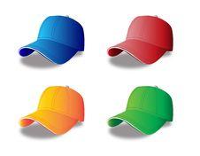 Caps Royalty Free Stock Photo