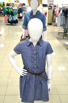 Free Fashion Display, Dummy, Model, Identity Stock Images - 29888234