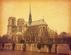 Free Notre Dame De Paris. Stock Photos - 29892123