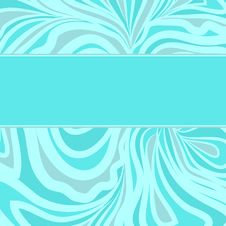 Blue Pattern With Stripe Stock Photo
