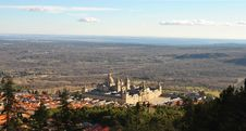 Free Monastery San Lorenzo El Escorial Stock Photography - 29894592