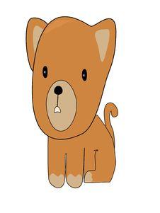 Free Dog Cartoon Stock Photo - 29896170