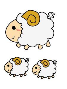 Free Goat  Cartoon Royalty Free Stock Images - 29896229
