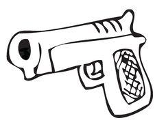 Free Gun Stock Image - 29896621