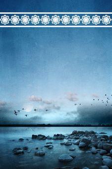 Free Silent Ocean Stock Image - 29898641