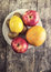 Free Fruits On Table Stock Image - 29890671