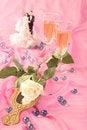 Free Wedding Cake Dolls, Rose Stock Photos - 2999543