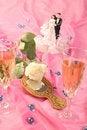Free Wedding Cake Dolls, Rose Stock Images - 2999554