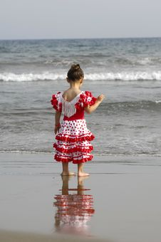 Free Child And Ocean Stock Photos - 2990033