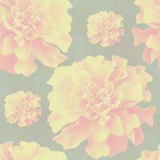 Free Flowery Background Yellow 2 Stock Photo - 2990550
