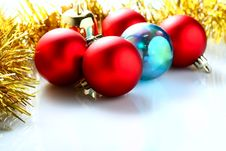 Free Xmas Decor Royalty Free Stock Images - 2992049