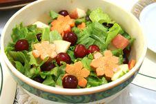 Free Salad Royalty Free Stock Photos - 2993598