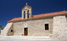 Free Church Made Of Stones Royalty Free Stock Photography - 2993687