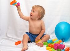 Free Toys Royalty Free Stock Image - 2993886