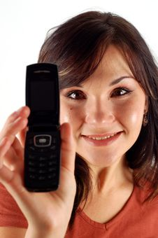 Free Woman With Mobile Phone 12 Stock Photo - 2994550