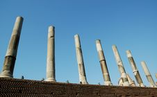 Free Antique Pillars Stock Photography - 2994572