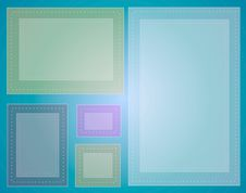 Free Abstract Rectangles Pattern 2 Royalty Free Stock Images - 2996189