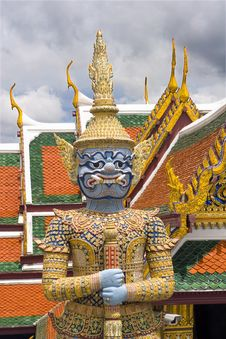 Free Thailand Palace Royalty Free Stock Images - 2996579