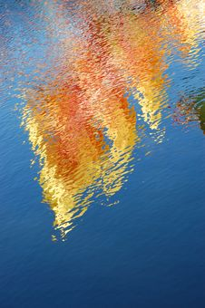 Free Colorful Reflections Royalty Free Stock Photos - 2998338