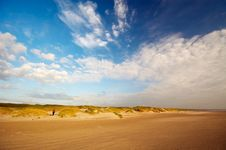 Free Sand Dunes And Ocean Royalty Free Stock Photo - 2998985