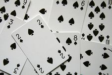 Free Only Spades Stock Images - 2999164
