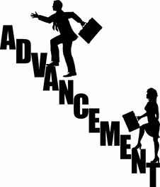 Free Advancement_stairs_4 Stock Image - 2999481