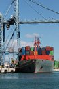 Free Container Ship Royalty Free Stock Image - 29900656