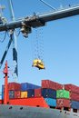 Free Container Ship Royalty Free Stock Photography - 29900757