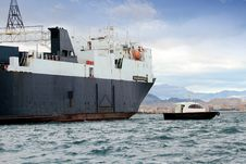 Free General Cargo Ship Stock Image - 29901281