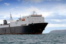 Free General Cargo Ship Royalty Free Stock Image - 29901286