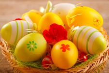 Free Easter Eggs Royalty Free Stock Photos - 29904458