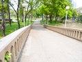 Free Bridge In Garden. Stock Photos - 29913923