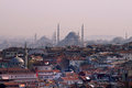 Free Sunset In Istanbul Royalty Free Stock Photography - 29919937