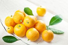 Free Tangerines. Stock Images - 29914684