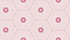 Free Pink Hexagon Tile Stock Photo - 29915910