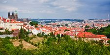 Free Panorama Of Prague Stock Photo - 29919450