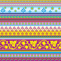 Free Floral Striped Background Stock Photos - 29920313