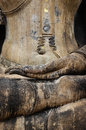 Free Detail Of Hand Of Stone Sitting Buddha In Sukhothai Historical P Royalty Free Stock Images - 29925719