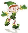 Free Christmas Elf Royalty Free Stock Image - 29926516