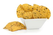 Free Tortilla Chips Stock Photo - 29922260