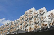 Free Modern Architecture, Edinburgh Royalty Free Stock Image - 29923076